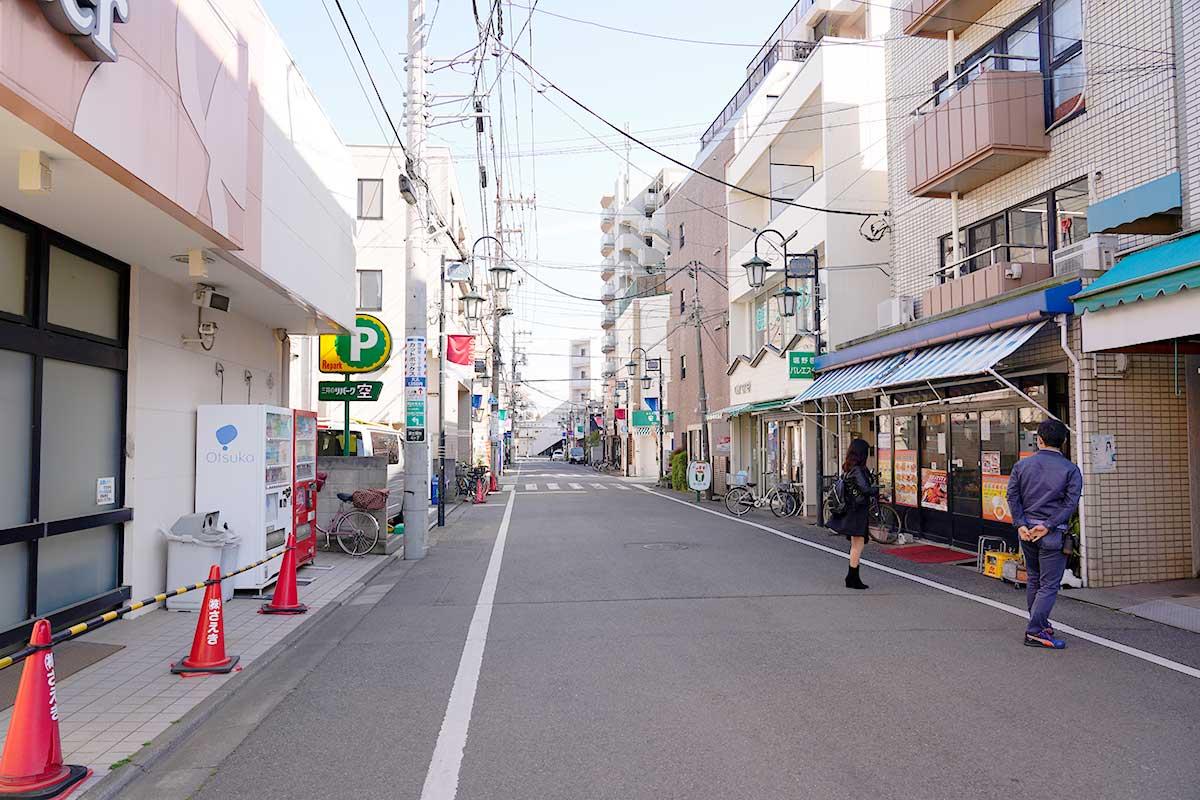 中道カフェ